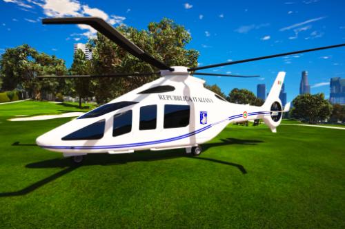 Elicottero Repubblica Italiana [Replace]