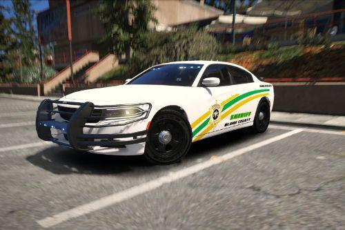 Dodge Charger 2015 Slicktop BCSO and LSPD [Replace | ELS]