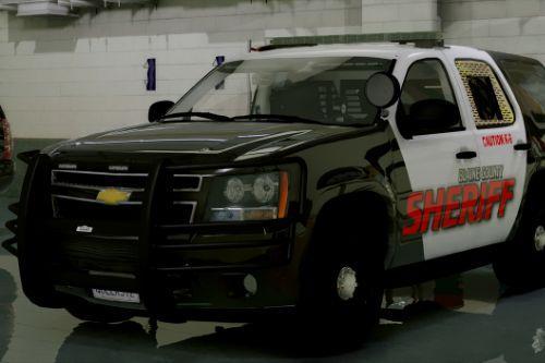 Blaine County Sheriff K-9 Tahoe [ELS]