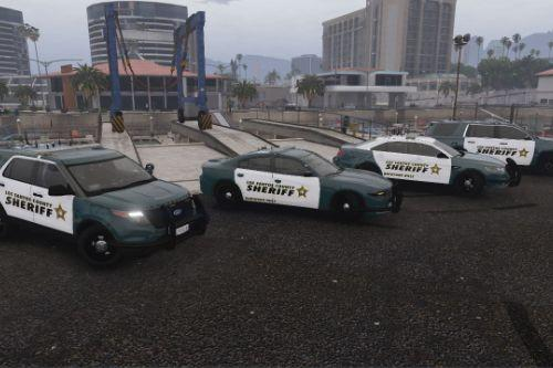 Los Santos County Sheriff's Office Pack - Based on Broward County