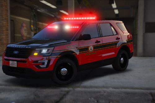 [ELS] Los Santos Fire Department Ford Explorer