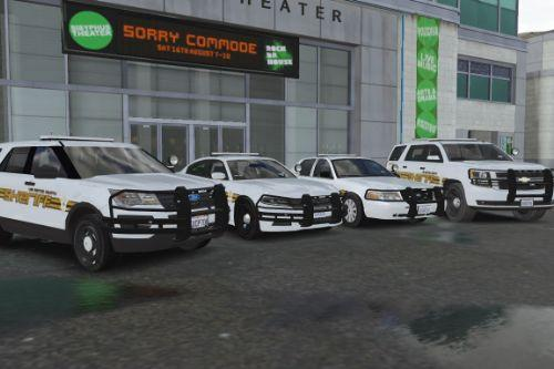 LSPD County Sheriff Pack [ELS]