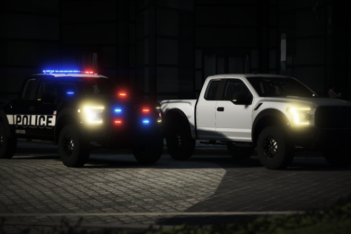 [ELS]|Police and Civilian | 2017 Ford Raptor| [Add-On]