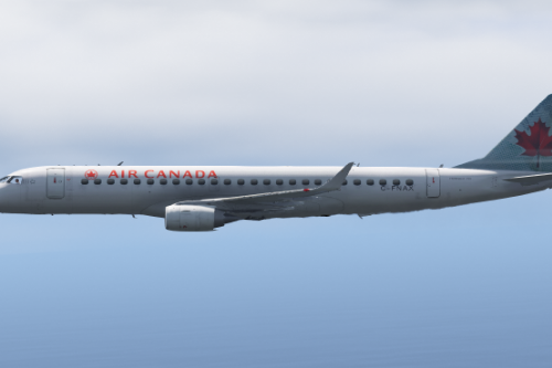 Embraer E-190 [Add-On Template]
