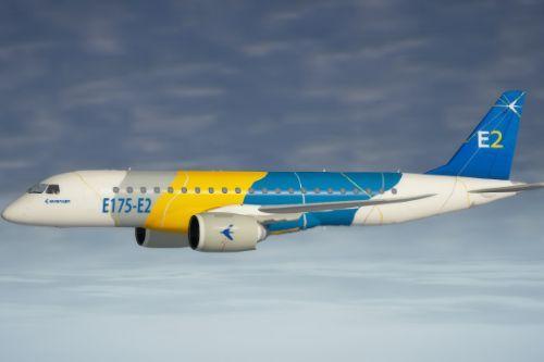 Embraer E-Jets E2 E175-E2