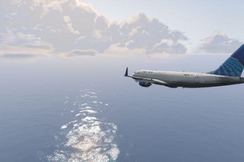 Embraer E175 UnitedExpress Livery