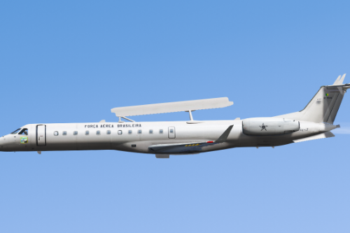 Embraer EMB-145 AEW&C  [Add-on]