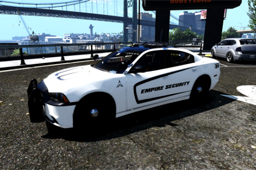 Empire Security Charger (Fictional)