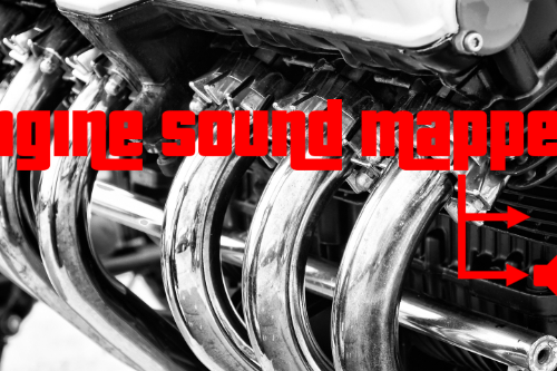 Engine Sound Mapper