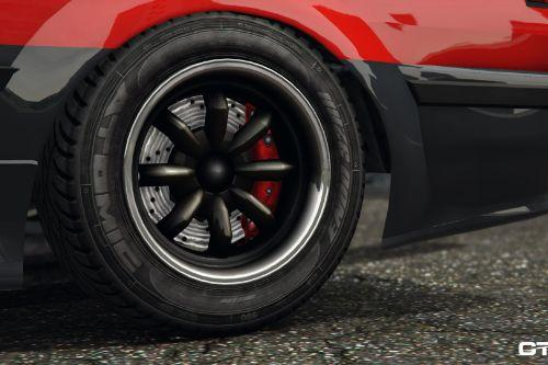 Enhanced Atomic Tires Pack