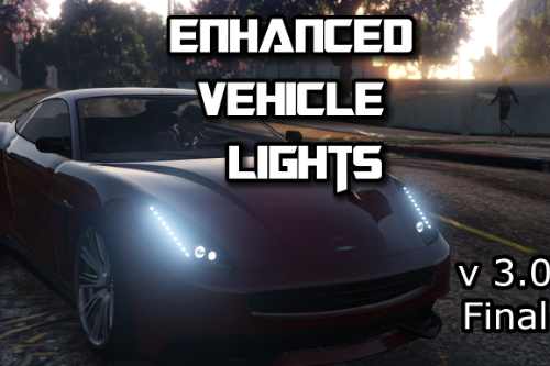 Enhance Vehicle Lights