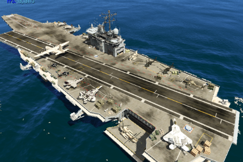 Enhanced Aircraft Carrier