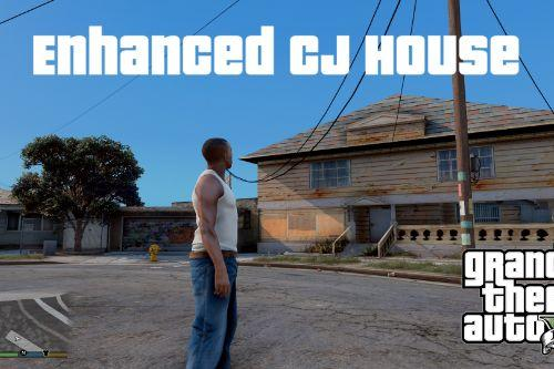 Enhanced CJ House [Map Editor]