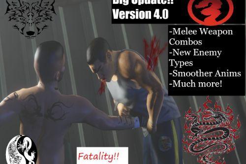 Updated Enhanced Fighting Animations Beta
