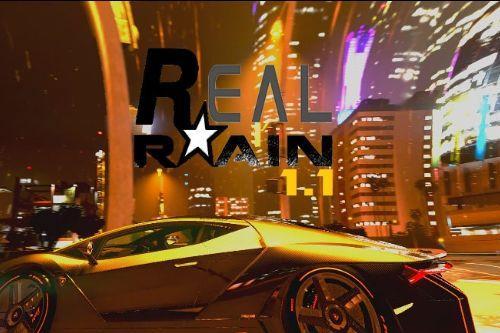 Real Rain