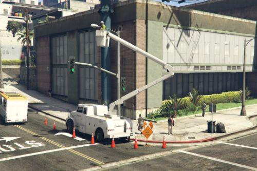 Enhanced Utility Truck
