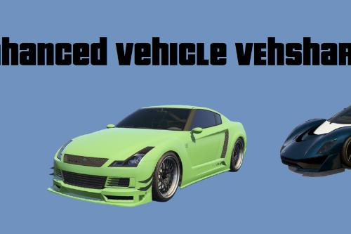 Enhanced Vehicle Vehshare