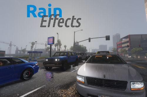 Rain Effects - Enhancement Script