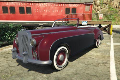 Enus Stafford Convertible [Replace | Extras | Unlocked]