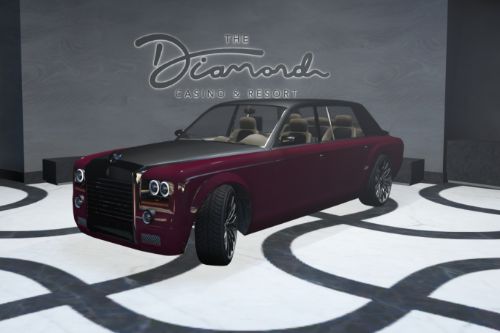 Enus Super Diamond LWB [Add-On | Extras]