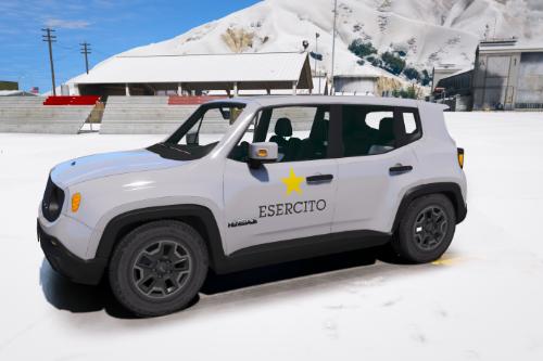 Esercito Italiano - Jeep Renegade