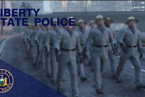 [eup 8.1]Liberty State Police