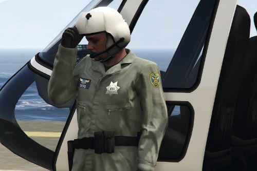 [EUP 8.1]San Fierro Police pilot