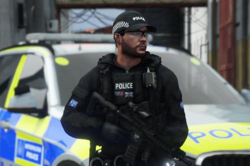(EUP) Armed Police Vest