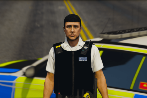 (EUP) Metropolitan Police Vest