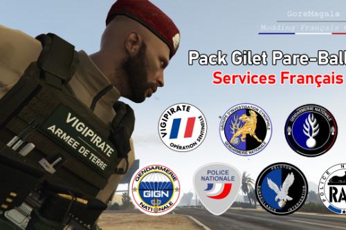 EUP - PACK GPB - Services Français