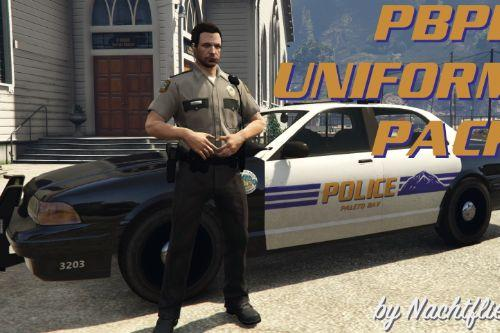 [EUP] Paleto Bay Police Department Uniform Pack