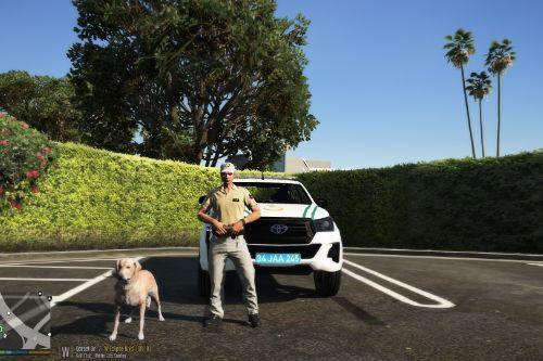 [EUP] Turkish Gendarmerie Nature and Animal Protection Team