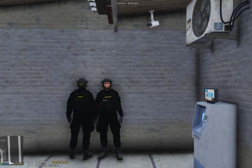 [EUP] Turkish Gendarmerie Special Operations Uniform Pack
