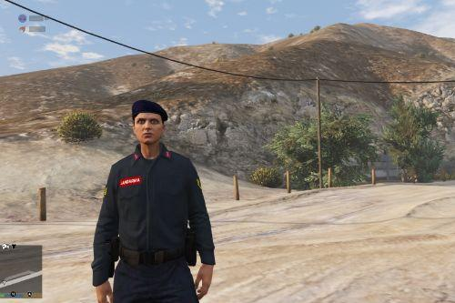 [EUP] Turkish Gendarmerie Uniform Pack