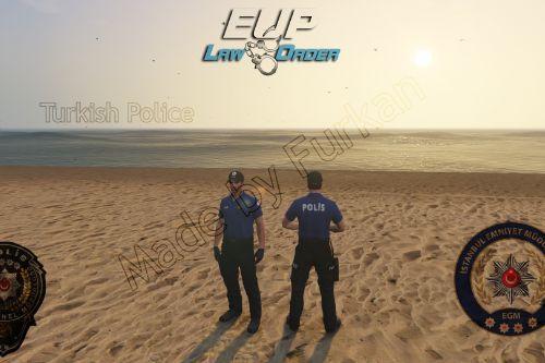 [EUP] Turkish Police