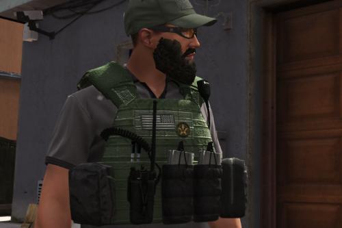 [EUP] U.S Marshal VEST