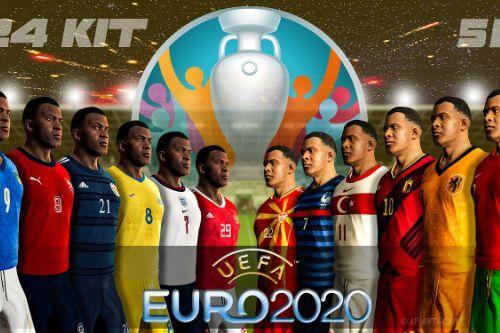 EURO 2020 national team kit