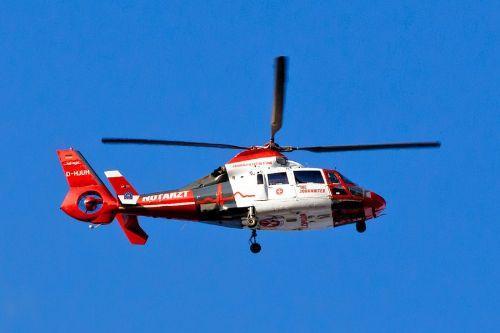 Eurocopter AS-365 Original Engine Sound