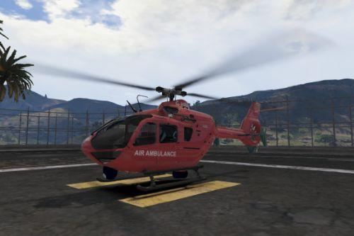 Eurocopter EC135 Babcock Skin G-HEMN