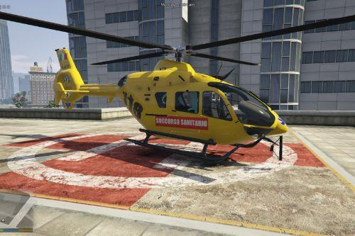 Eurocopter EC135 - Elisoccorso 118