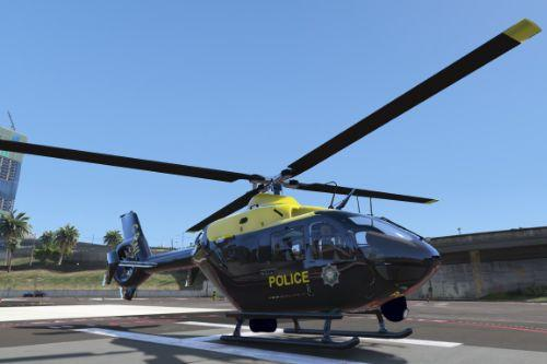 Eurocopter EC135 Police Service Northern Ireland Air Support Unit Skin G-PSNI
