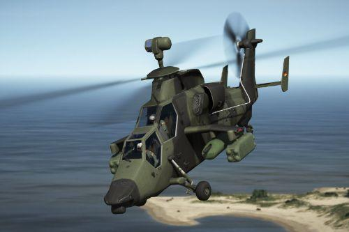 Eurocopter Tiger UHT [Add-On]