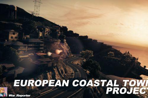 European Coastal Town Project [Scene]