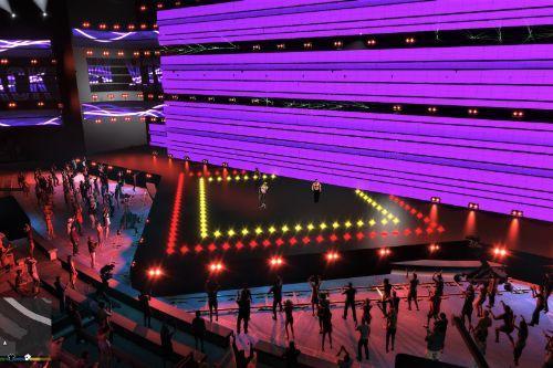 Concert Eurovision Los Santos 2019 [ Menyoo ]