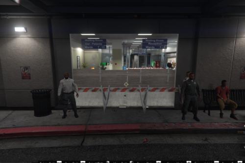 Even More Destroyed Hospital [Map Editor]