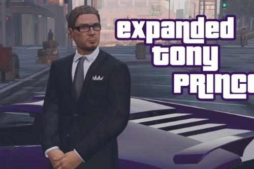 Expanded Peds: Tony Prince