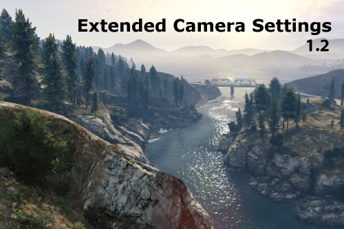 Extended Camera Settings