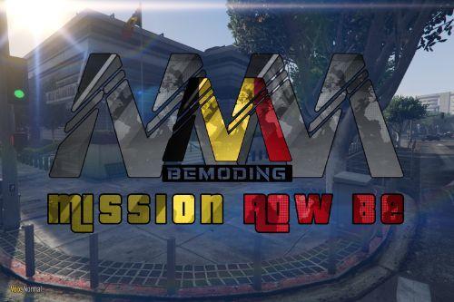 Exterior Mission Row [YMAP /FiveM]