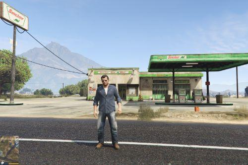 Real Gas Station (OIV)
