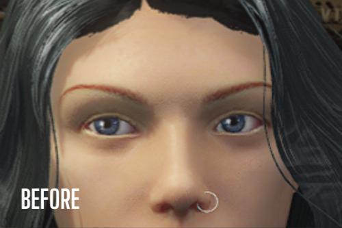 Eye Blush Makeup for Mp Female
